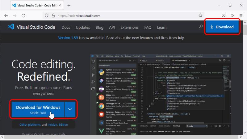 Instalación  Visual Studio Code  Informática  Bartolomé