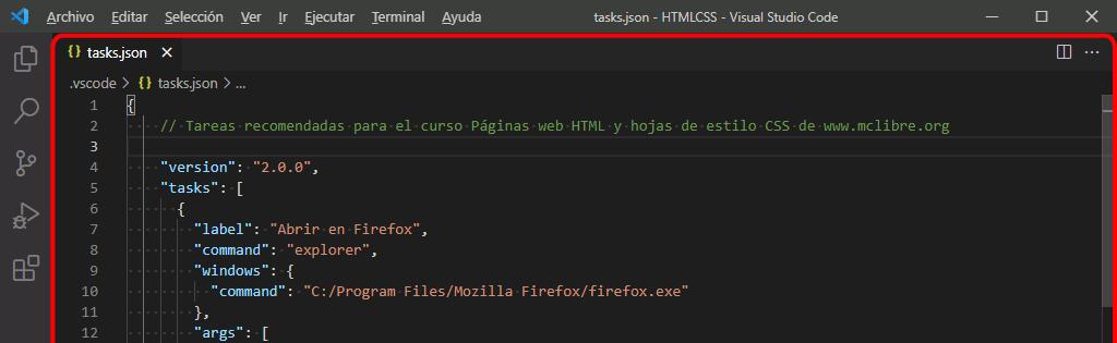 Personalización  Visual Studio Code  Informática  Bartolomé Sintes