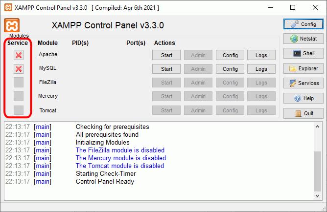 Xampp mysql tutorial