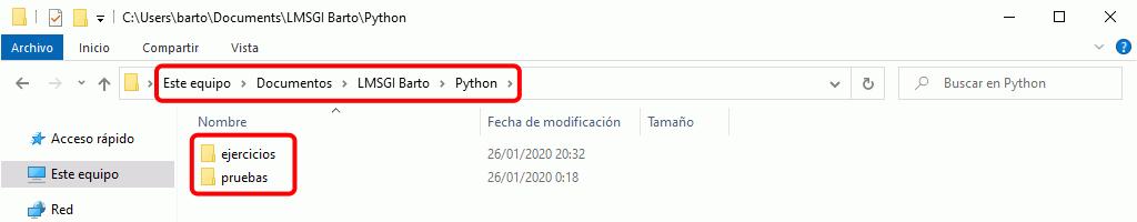 Configuración recomendada para curso Python  Visual Studio Code