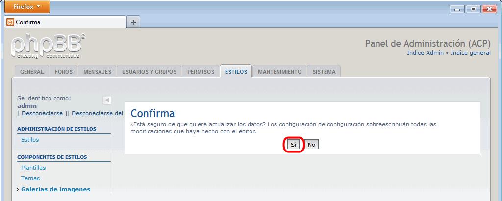 Soluciones(2). phpBB 3.0.12. Foros. Aplicaciones web. Bartolomé ...
